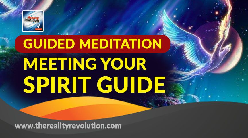 Guided Meditation: Meeting Your Spirit Guide    EP 81 – The