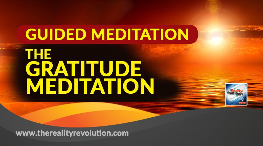 THE GRATITUDE MEDITATION 111HZ 396HZ 372 HZ || EP 86 – The